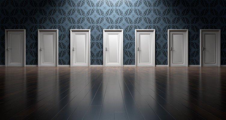 Видовете индустриални врати